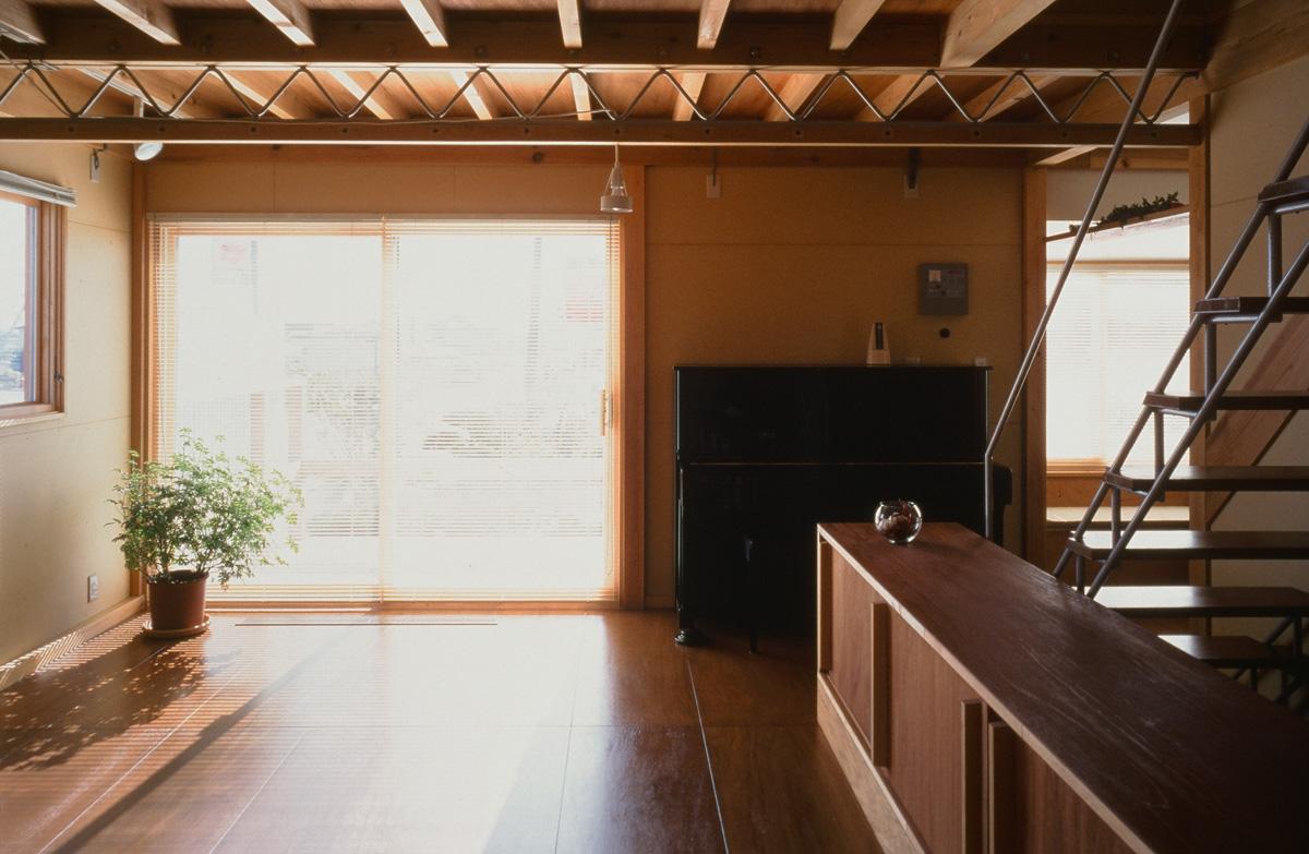 桐生の住宅